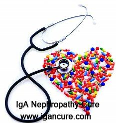 nefropatia por IgA: Como reduzir a pressão arterial elevada para pacie...