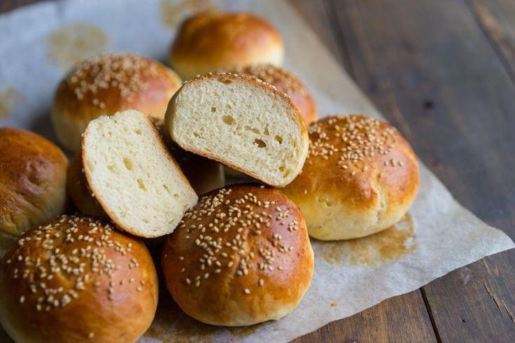 Булочки для гамбургера и не только, пошаговый рецепт лучших булочек с фото, блог…