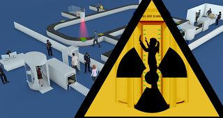 be healthy-page: How Safe is an Airport Full Body Scanner?