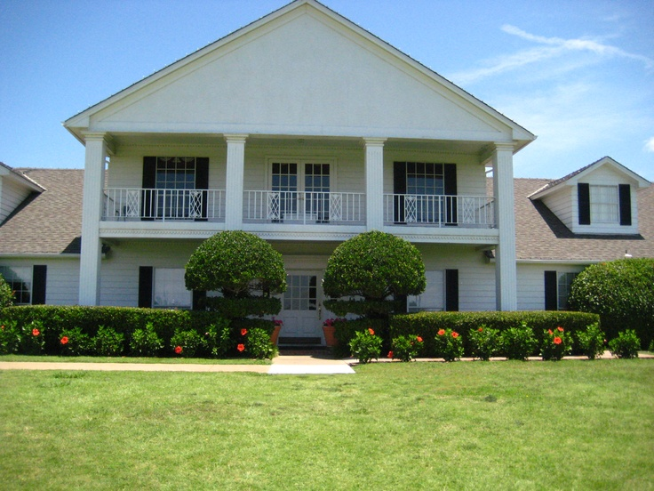 Southfork the front dallas southfork pinterest for Southfork ranch floor plan