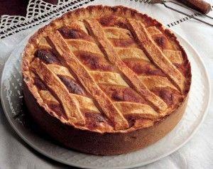 Праздничный пирог по дюкану