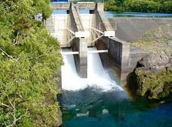 Aratiatia Dam and Huka Falls