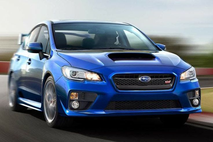Subaru to exhibit Viziv 2 Concept and WRX STI at Geneva