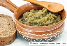 Cukkinis kence | NOSALTY – receptek képekkel