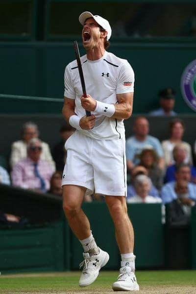 Andy Murray, 2016 Wimbledon Champion