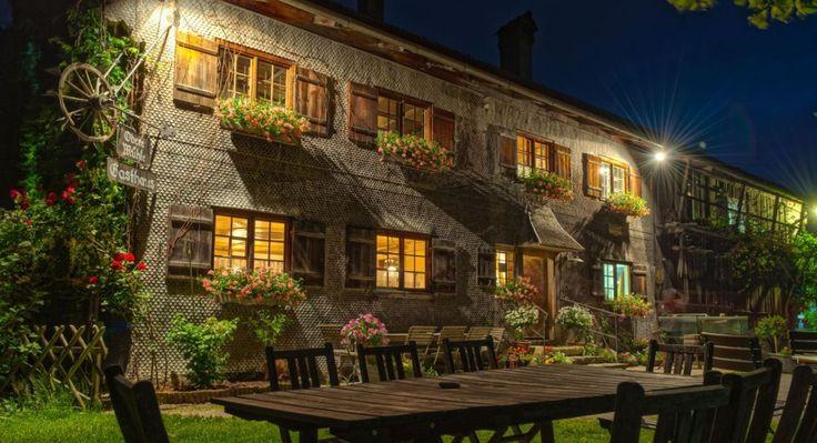 Gasthaus - Hotel - Käserei - Obere Mühle in Bad Hindelang im Allgäu