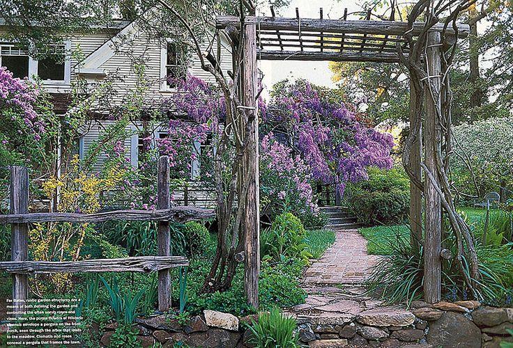 Pinterest country garden ideas photograph country garden for Country landscaping ideas