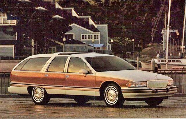 1993 Buick Roadmaster Estate Wagon In 2020 Buick Roadmaster Station Wagon Buick Wagon