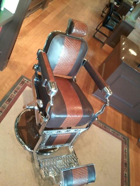 vintage barber chair restoration heritage malta