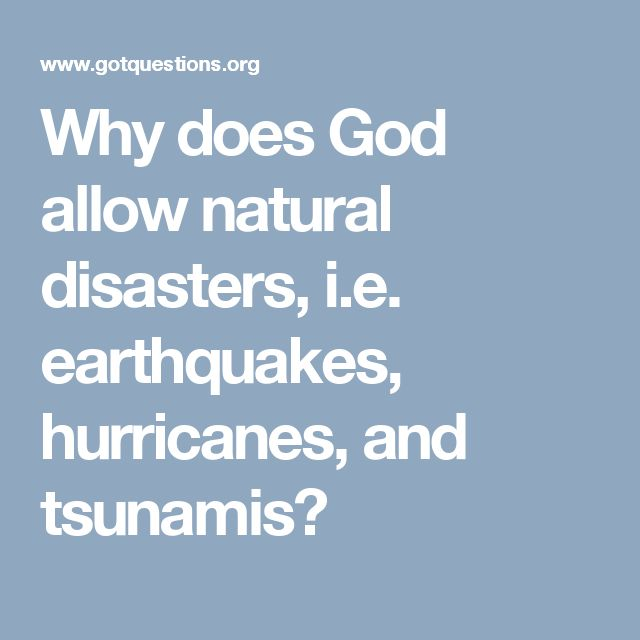 Why Are Tornadoes Considered A Natural Disaster