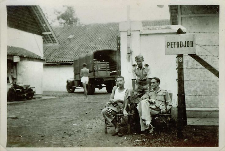 Willy van Bergen, Batavia (Jakarta) 1949-1950   by saskia.vanbergen