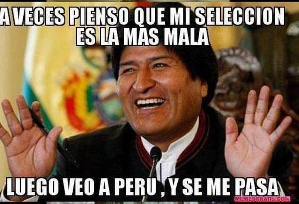 Los memes del histórico triunfo de Bolivia 3-2 Ecuador (Copa América 2015) - Oye Juanjo!
