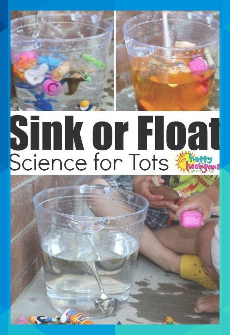 Sink Float Worksheet Kindergarten