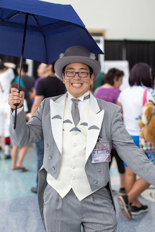Totoro | Anime Expo 2014