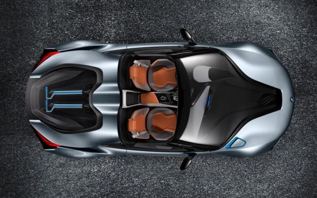 A convertible version of the upcoming BMW i8 sports car is a great way to get an eco-friendly tan.: I8 Concept, Sports Cars, Concept Spyder, Bmw I8, Spyder Concept, Concept Cars, I8 Spyder, I'M, Photo