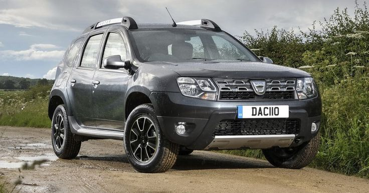 Dacia Duster Now Available With An EDC Dual Clutch Transmission #Dacia #Dacia_Duster