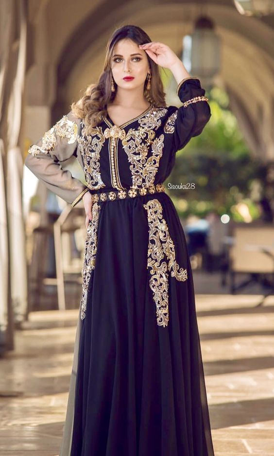 Takchita Caftan 2018 Haute Couture - Vente En Ligne - Caftan Marocain de  Luxe 2018   Boutique Vente Caftan Pas Cher a185c5eaa69