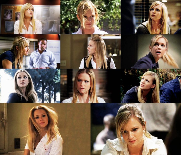 TWO SOX - Jennifer Jareau's Magical Hair - because she's worth it