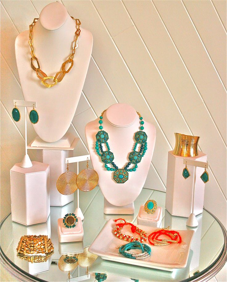 Stop by and take a look at our jewelry collection!  We get new things in all the time, you never know what you're going to find!!