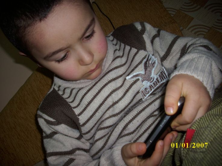 My Brother playing android game:D