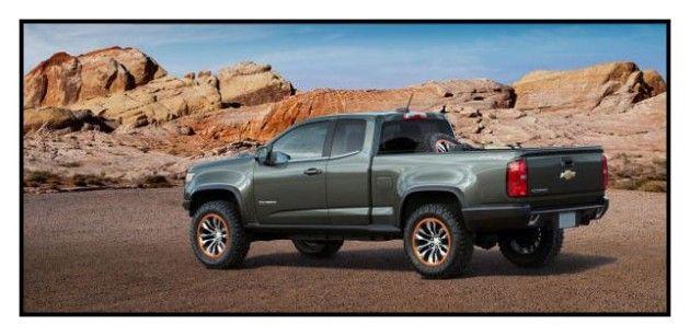 2015 Chevrolet Colorado ZR2 price, engine, specs