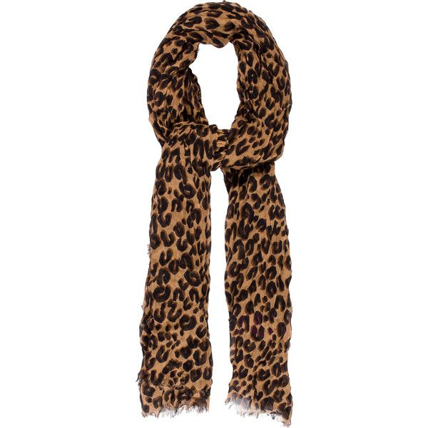 Pre-owned Louis Vuitton Cashmere-Silk Leopard Stole ($545) ❤ liked on Polyvore featuring accessories, scarves, animal print, louis vuitton, print scarves, brown scarves, cashmere shawl and brown shawl