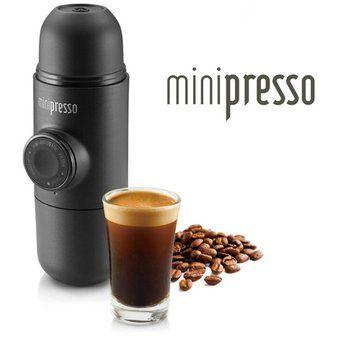 Minipresso Wacaco Creative Manual Mini Máquina de Café Espresso Portátil