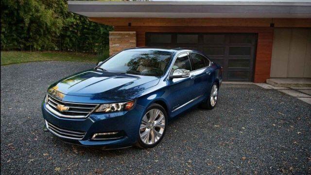 2017 Chevy Impala price, review, specs, interior, mpg