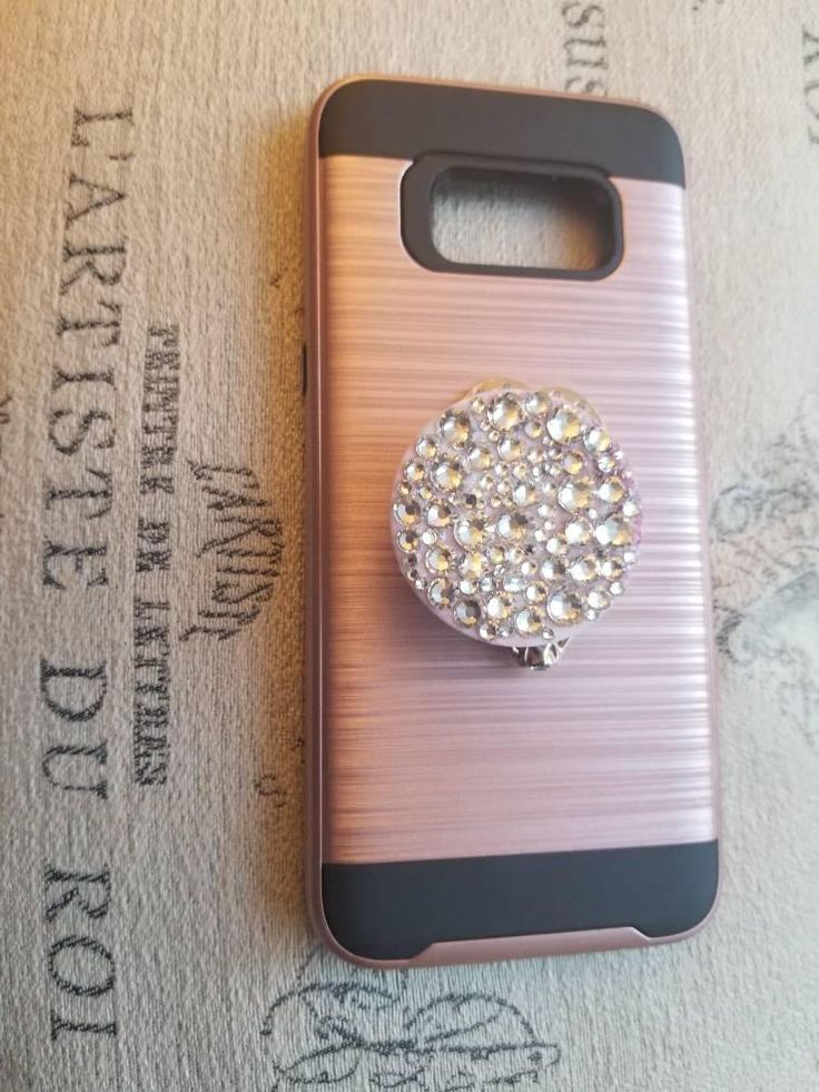 Authentic Swarovski Generic Pop Socket / Bling Phone