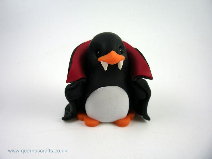 Little Dracula Penguin