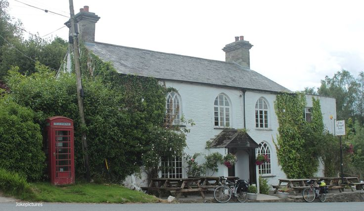 Our favorite inn: The Royal Inn Horsebridge Tavistock - Devon — at The Royal Inn Horsebridge.