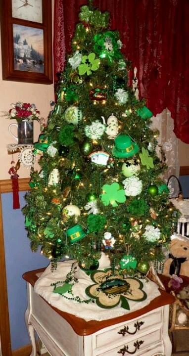 Patrick's Day Tree