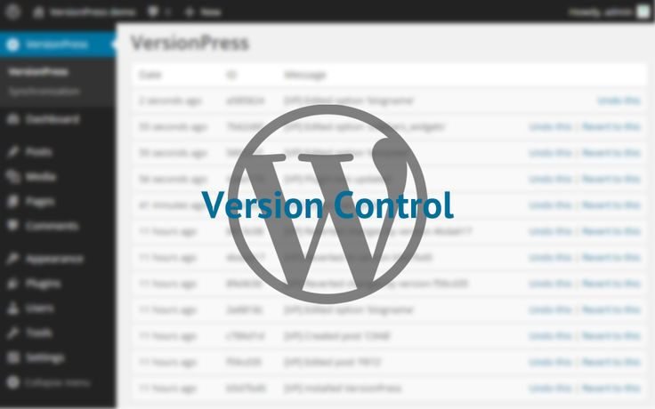 How to Leverage Version Control Management in WordPress