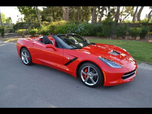 Used Corvettes for Sale | 2014