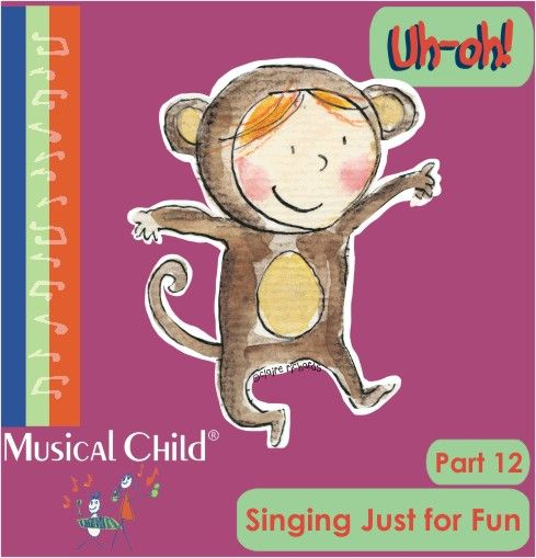 Planning a music lesson for daycare 3-5 year olds: Uh-oh!