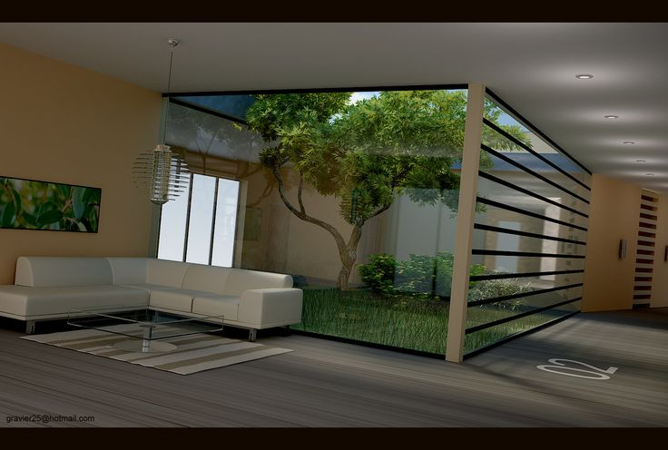 Atrium Garden Window Google Search Green Spaces