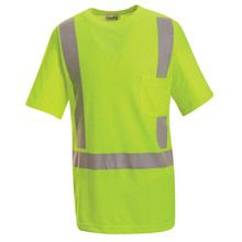 Hi-Visibility Short Sleeve T-Shirt | Automotive Uniforms offer fast and free shipping with any purchase of $48 or more