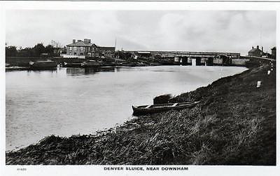 postcard of denver sluice, norfolk - Google Search