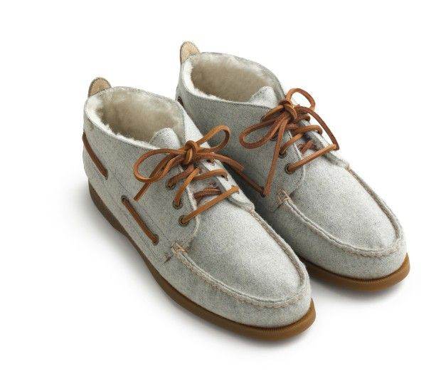 Sperry Top-Sider® for J.Crew - The coziest chukka in the world