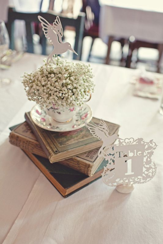 Ideas about vintage table decorations on pinterest