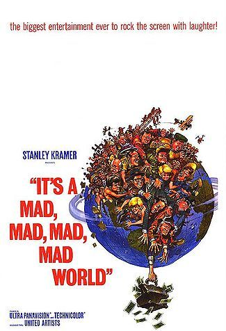 1963: It's a Mad, Mad, Mad, Mad World