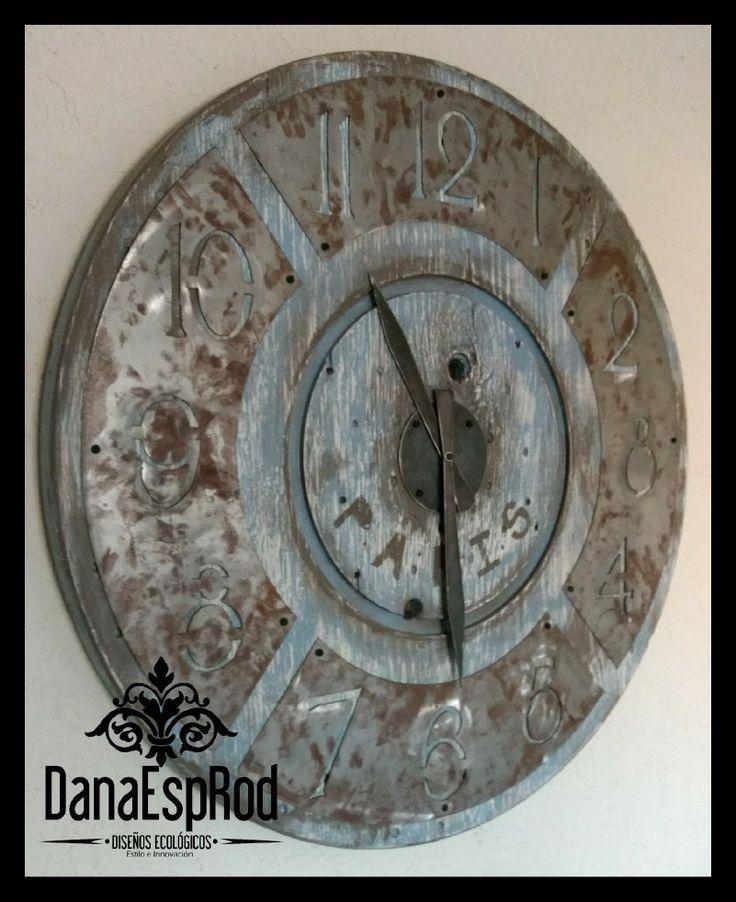M s de 20 ideas incre bles sobre relojes de pared grande - Relojes grandes pared ...