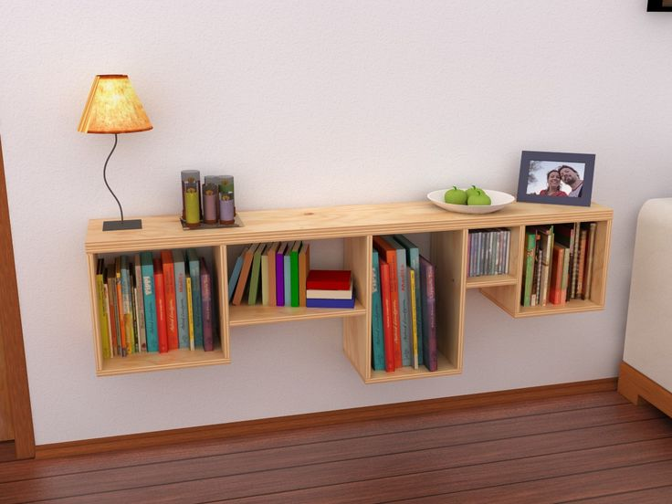 Principales 25 ideas incre bles sobre estantes de madera for Perchero para cocina