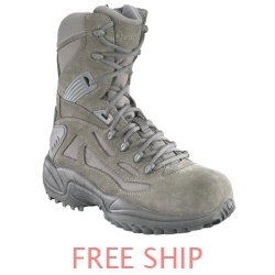 Converse Sage Green desert boot with Side Zipper/Safety Toe Army/AF Military Boots- I get mine this weekend! yay!