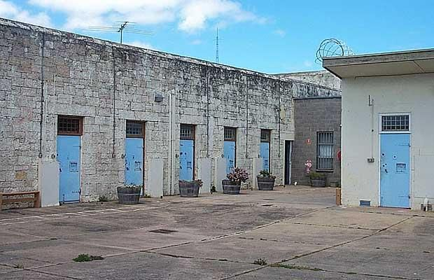 """The Old Jail, Mount Gambier, South Australia, Australia -  Independently minded travellers who yawn in the face of """"bright, airy and   spacious"""" should check out this budget hostel."""