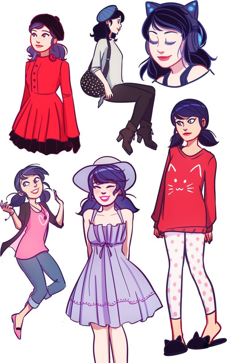 Marinette is such a cutie :3