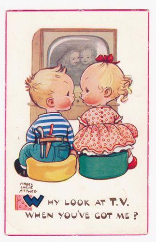 MABEL LUCIE ATTWELL POSTCARD 1961| eBay
