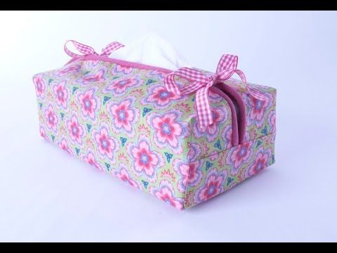 17 Best Ideas About Tissue Box Covers On Pinterest