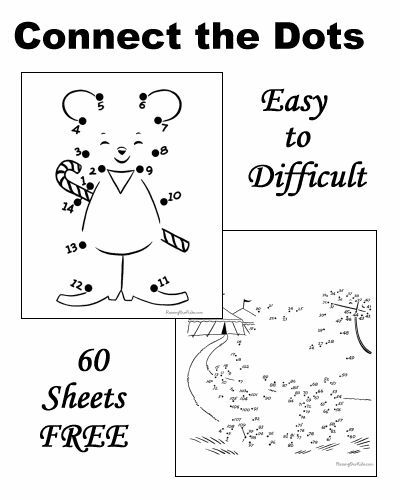 393 best images about Dot to Dot Puzzles on Pinterest