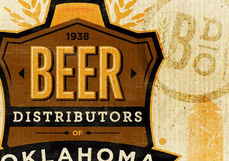 The Beer Distributors of Oklahoma Logo